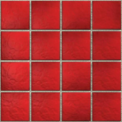 carrelage rouge 20 x 20